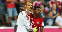 David Alaba: Had hoped to join Arsenal
