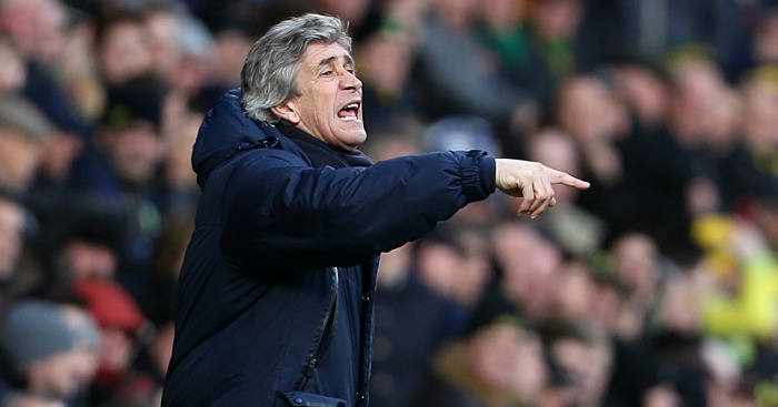 Manuel Pellegrini: Questions decision to announce Pep Guardiola appointment