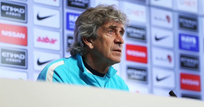 Manuel Pellegrini: Wants to stay in Premier League and fancies Everton job