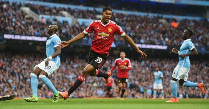 Marcus Rashford: Earned Manchester United 1-0 win at Manchester City