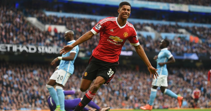 Marcus Rashford: Not truly ready, says Louis van Gaal