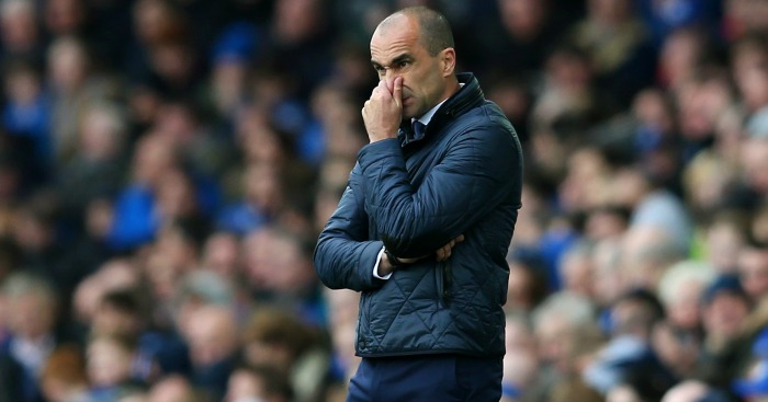"Roberto Martinez: Today's defeat a ""one-off"""