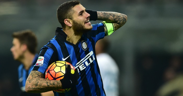 Mauro Icardi: Striker wanted by Premier League duo