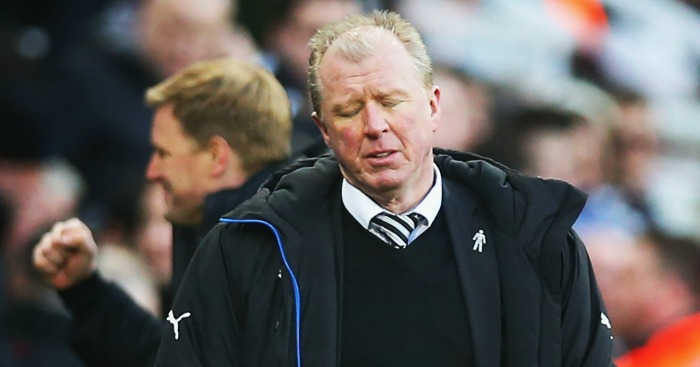 Steve McClaren: Still at the helm