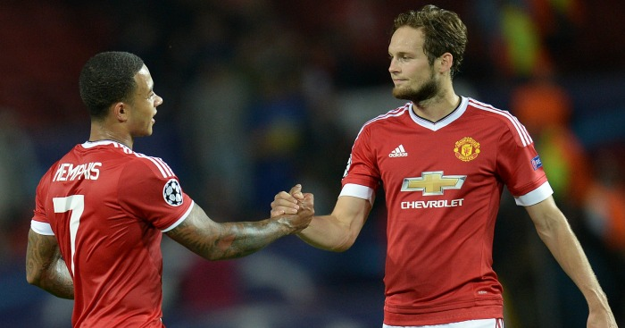 Daley Blind: Has reasons to be optimistic
