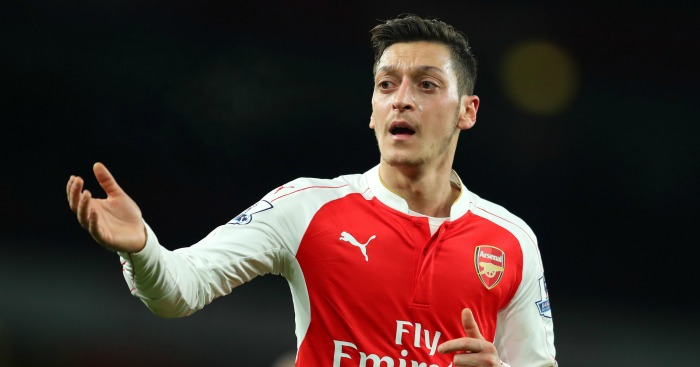 Mesut Ozil: Star maintains Arsenal can recover