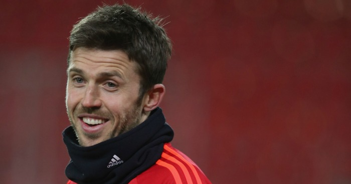 Michael Carrick: Manchester United midfielder linked with Everton