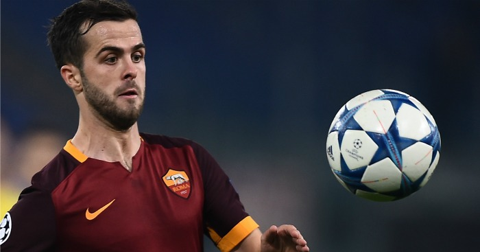 Miralem Pjanic: Roma midfielder wanted by Chelsea