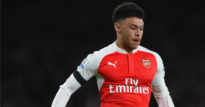 Alex Oxlade-Chamberlain: Reportedly wanted by Liverpool