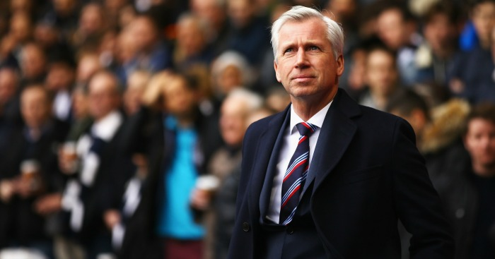 Alan Pardew: Admits Reading will be tough opponents