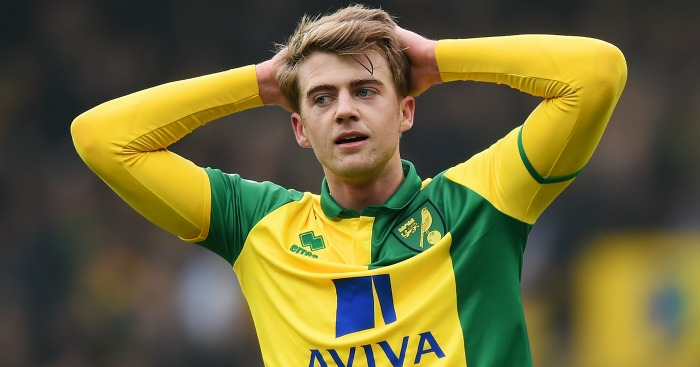 Patrick Bamford: Worked hard for Norwich