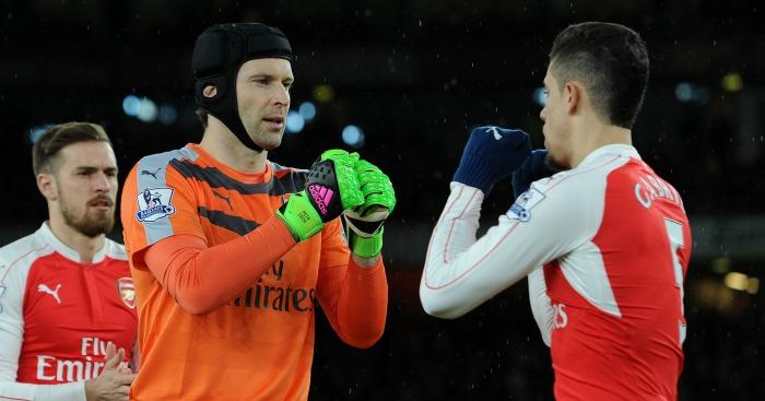 Petr Cech: Goalkeeper has missed Arsenal's last five fixtures