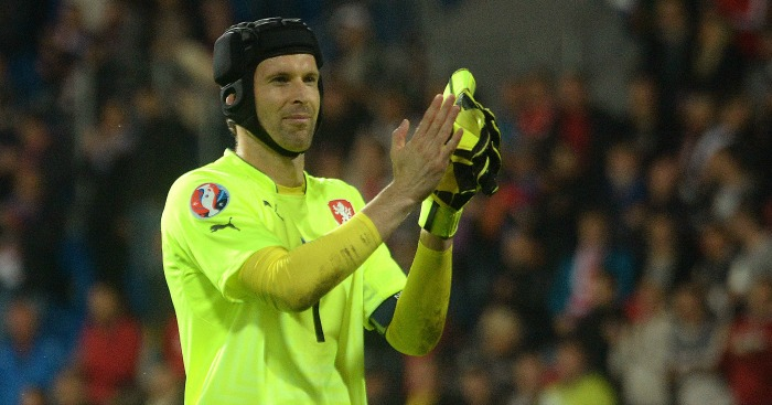 Petr Cech: Focused on domestic career only