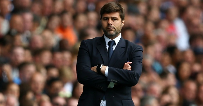 Mauricio Pochettino: Has agreed new Tottenham contract