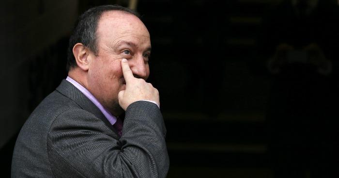 Rafael Benitez: Says Newcastle can be very big in Premier League