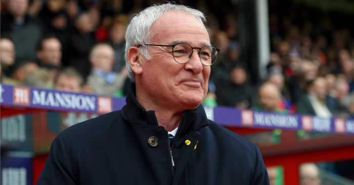 Claudio Ranieri: Heads back to Chelsea as champion with Leicester