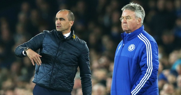 Roberto Martinez: Felt second yellow was fair for Diego Costa