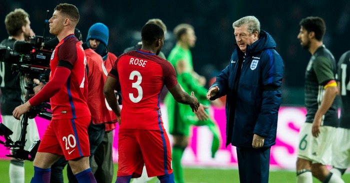 Roy Hodgson: Warned against getting carried away by win