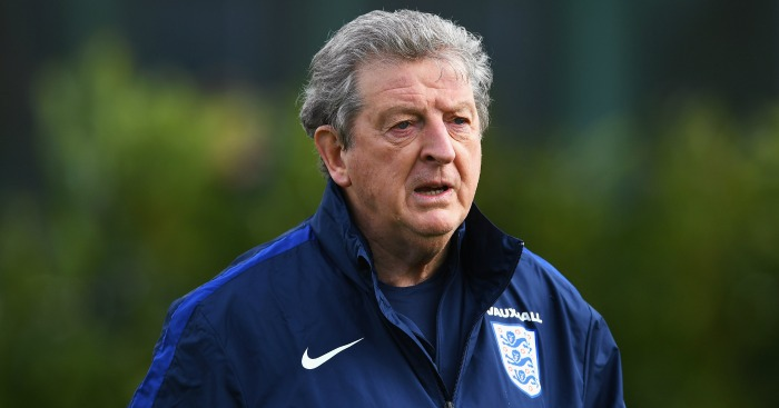 Roy Hodgson: Set to name his squad on Thursday
