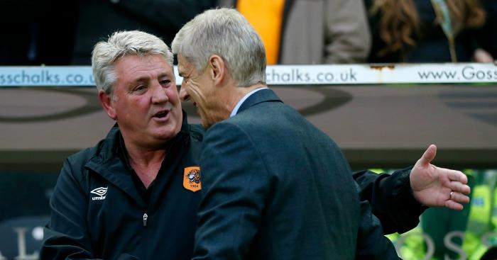 Steve Bruce: Says criticism of Arsene Wenger is appalling