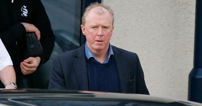Steve McClaren: Reportedly sacked