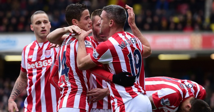 Stoke: Important win at Watford