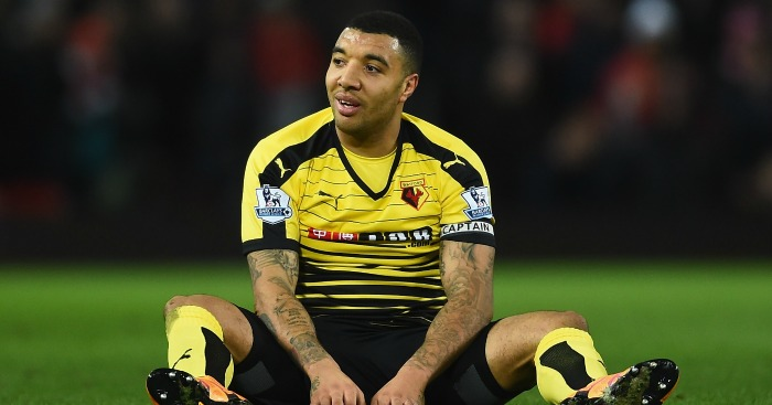 Troy Deeney: Frustrated with Hornets loss