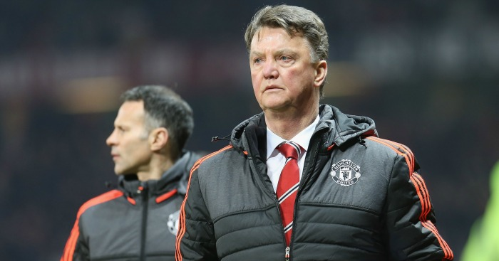 Louis Van Gaal: Tipped to stay at Man Utd in new role