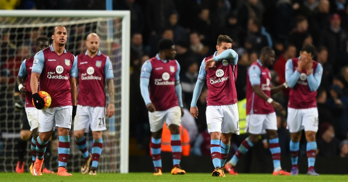 Aston Villa: Season described as 'pathetic' by Harry Redknapp