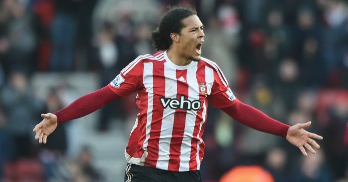 Virgil Van Dijk: Southampton's Player of the Year