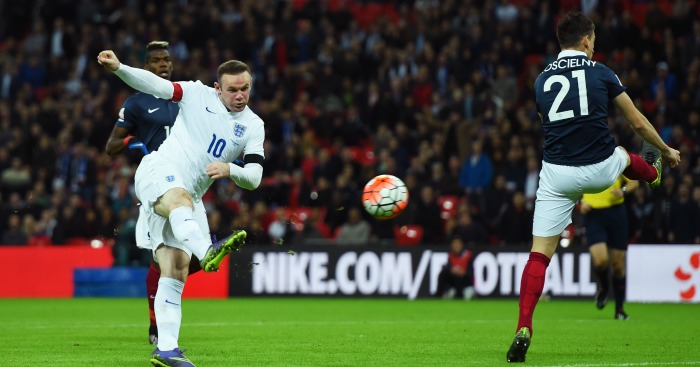 Wayne Rooney: Striker's England place under pressure