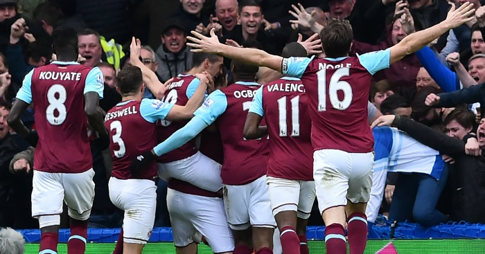 West Ham: Chasing a top-four spot