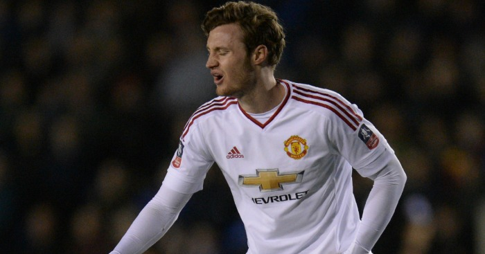 Will Keane Manchester United