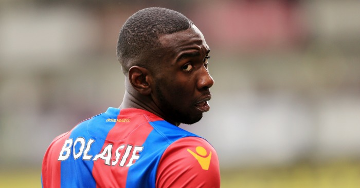 Yannick Bolasie: Linked with West Ham and Everton