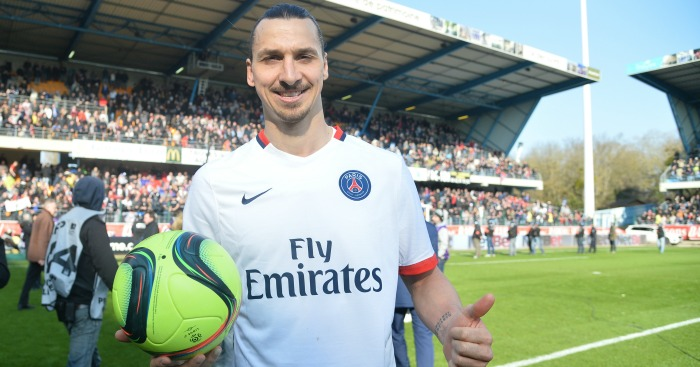 Zlatan Ibrahimovic: Leaving PSG this summer