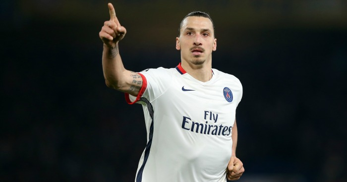 Zlatan Ibrahimovic: Could make a return to the San Siro.