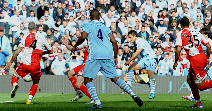 Sergio Aguero: Won City the title in 2012