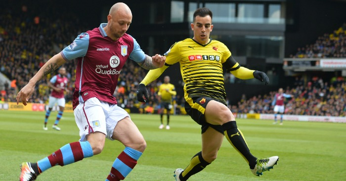 Alan Hutton: Tracked by Jose Manuel Jurado