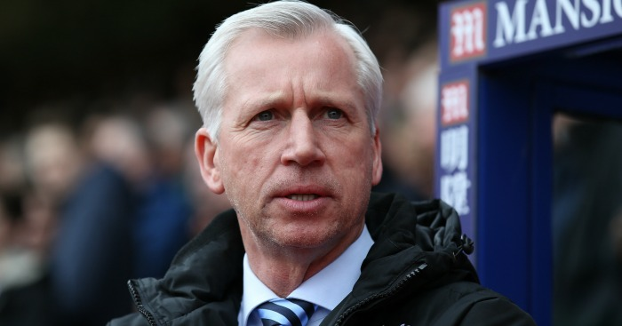 Alan Pardew: Crystal Palace boss praised his players after victory