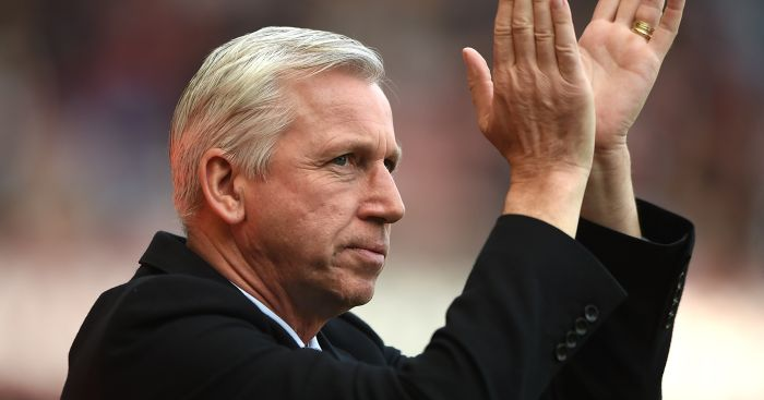 Alan Pardew: Set to sign new Crystal Palace contract