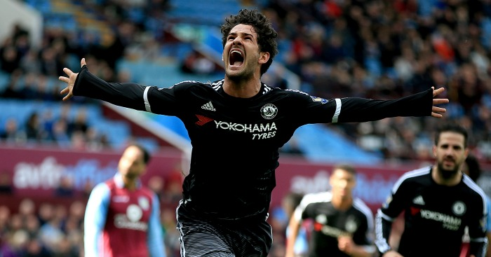 Alexandre Pato: Scored on Chelsea debut against Aston Villa