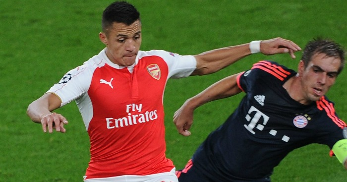 Alexis Sanchez: Wanted at Juve