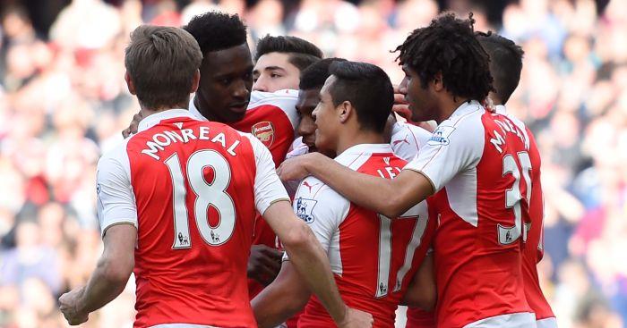 Alexis Sanchez: The main man for Arsenal