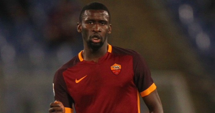 Antonio Rudiger: Liverpool could rival Roma for Chelsea defender