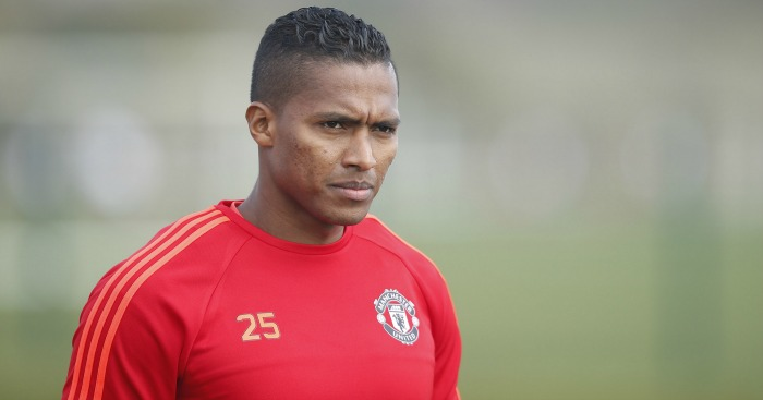 Antonio Valencia: Set to exit Old Trafford this summer.