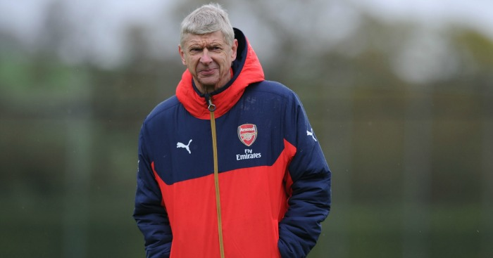 Arsene Wenger: Looks set to retain full control at Arsenal