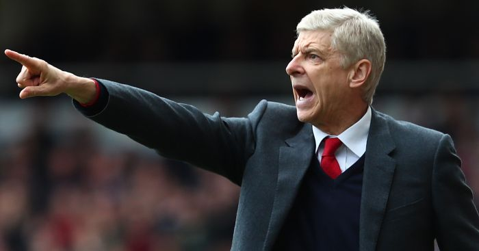 Arsene Wenger: Focus is purely on sealing Champions League spot