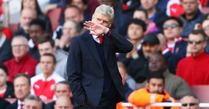 Arsene Wenger: Says Arsenal face fight to make top four