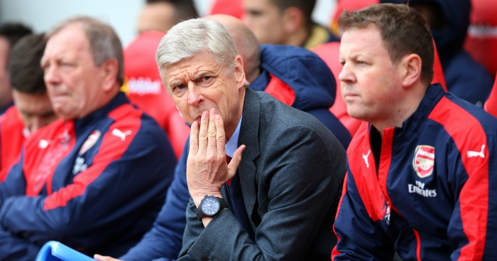 Arsene Wenger: Worried about Arsenal's top-four place