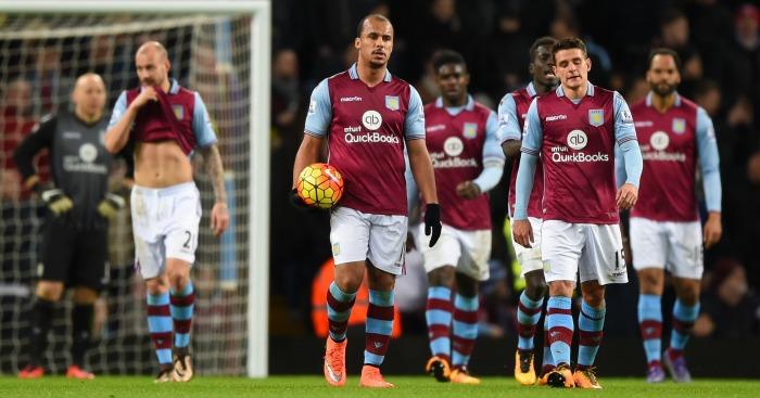 Aston Villa Gabby Agbonlahor